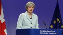 May, Brexit anlaşması için yeni teklifini açıkladı