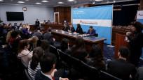 Kongre'deki panelde Türkiye-ABD ilişkileri masaya yatırıldı