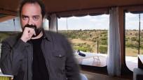 Nevzat Aydın Kenya'daki lüks safari kampında soyuldu