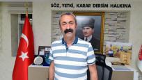 Tunceli Belediye Başkanı Maçoğlu'ndan Dersim açıklaması