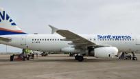 SunExpress'in ilk A320 uçağı uçuşunu yaptı