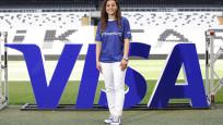 Visa Kadın A Milli Takım Kaptanına sponsor oldu