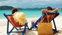 İşleri telafi edin tatili uzun yapın