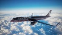 Dünyanın en lüks uçağı 2021'de havalanıyor
