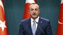Çavuşoğlu: Fransa'nın YPG ile yakın iş birliği doğru değil