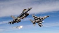 Irak'ın kuzeyinde terör hedeflerine saldırı