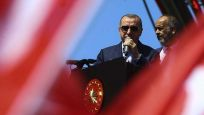 Erdoğan: Batı dünyasını ve insanlığı kınıyorum