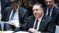 Pompeo: İran'a baskılar devam edecek ama savaş istemiyoruz
