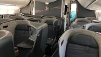 THY'nin ilk rüya uçağının kabin içi görüntüleri