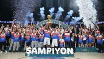 Unutulmaz final serisinin kazananı Anadolu Efes oldu