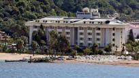 Katar Şeyhi'nin Marmaris'teki oteli kaderine terk edildi