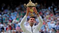 Wimbledon'da şampiyon Djokovic oldu
