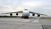 S-400'lerin gelişi sürüyor... 11. uçak da Mürted'de