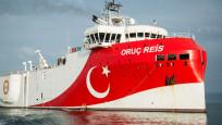 Oruç Reis Gemisi de Akdeniz'e gidiyor