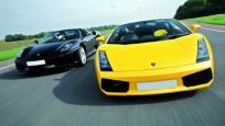 Sahte Lamborghini ve Ferrari baskını!