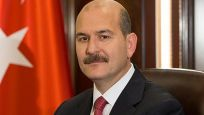 Soylu, Türk Polis Teşkilatı için türkü söyledi