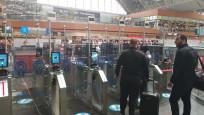 Türk yolcular elektronik pasaporta yoğun ilgi gösterdi