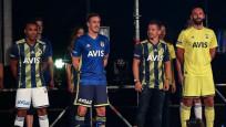 Fenerbahçe'nin yeni sezon formaları tanıtıldı