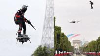 Fransız ordusu kaykayla uçacak