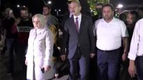 İçişleri Bakanı Soylu Düzce'ye gitti