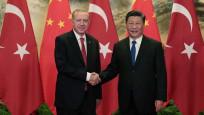 Erdoğan ve Şi görüşmesi yapıldı