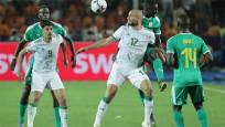 Afrika Uluslar Kupası şampiyonu Cezayir