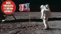 Ay'a ayak basılan anın görüntüleri 1,8 milyon dolara satıldı