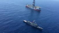 Deniz Kuvvetleri Komutanlığı'ndan o sondaj gemilerine destek
