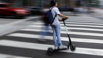 İstanbul'da elektrikli scooter üretimi başvurusu