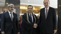 Erdoğan Anayasa Mahkemesi yemin törenine katıldı