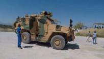 Türk Silahlı Kuvvetlerine yeni zırhlı araç