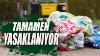 Almanya plastik poşetleri tamamen yasaklıyorlar