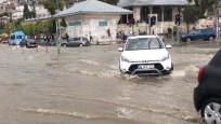 İstanbul'u şiddetli yağış vurdu!