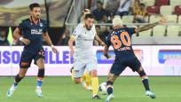Başakşehir Malatya'da dağıldı: 3 gol 1 kırmızı kart
