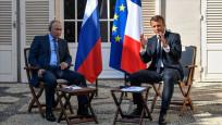 Macron'dan İdlib'de ateşkes çağrısı