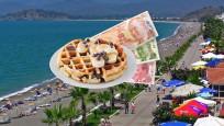 Fethiye'de 80 liraya waffle
