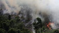 2500 kilometreden gelen dumanlar... Bir ülke yanıyor!