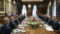 Erdoğan KKTC Başbakanı Ersin Tatar'ı kabul etti