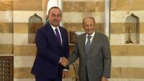 Çavuşoğlu: Türkiye'nin olmadığı hiçbir anlaşmanın geçerliliği yoktur