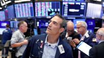 New York borsası haftanın son gününü sert düşüşle kapadı
