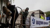 Rusya'nın ilk yüzer nükleer santrali yola çıktı