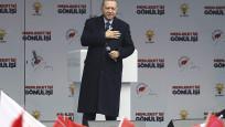Erdoğan: İstanbul'u sel bastı beyefendi tatilde, daha dün bir bugün iki