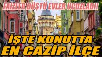 İşte İstanbul'da ucuz evler listesi!