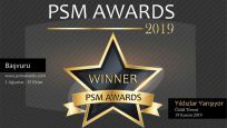 PSM AWARDS başvuruları başladı!