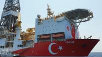 'Yavuz' Doğu Akdeniz'de sondaja başladı