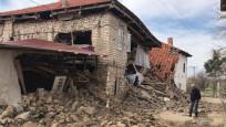 Denizli'deki depremin görüntüleri ortaya çıktı