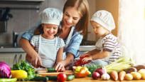 Vegan ve vejetaryen beslenmek çocuklar için sağlıklı mı?