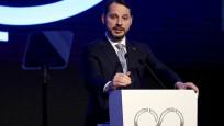Berat Albayrak: Türkiye'nin güçlü mali tabloları güven veriyor