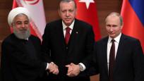 Putin ve Ruhani yarın Ankara'ya geliyor