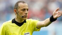 Cüneyt Çakır'a UEFA'dan görev